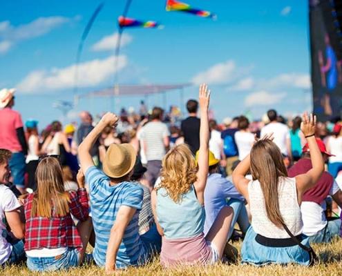 Festival in the Area