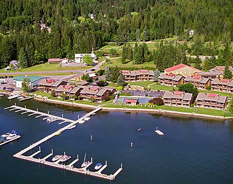 Pend Oreille resort Information
